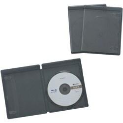 BSAMBR02BK (ブラック) [ブルーレイディスクケース 3枚セット]