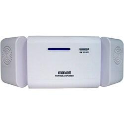 MXSP-200P.WH (ホワイト) [ポータブルスピーカー]
