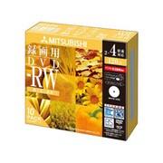 VHW12YSP10 [録画用DVD-RW 120分 2-4倍速 CPRM対応 10枚 インクジェットプリンタ対応]