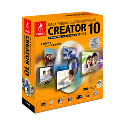 Easy Media Creator 10 Suite Windows [Vista対応]