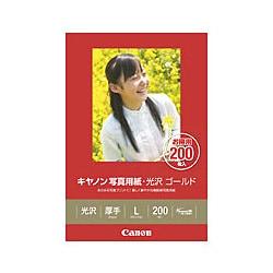 GL-101L200 [キヤノン写真用紙・光沢 ゴールド L判 200枚]