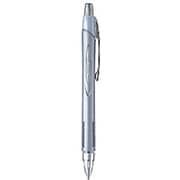 SXN25007.26 [JETSTREAM(ジェットストリーム)ラバーボディ 0.7mm黒インク ボールペン SXN-250-07 シルバー]
