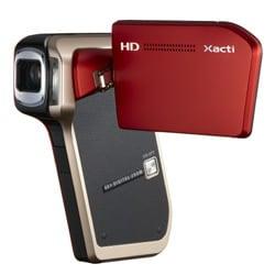 DMX-HD700 Xacti レッド