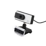 UVCA130AFBK [USB2.0接続 130万画素ウェブカメラ Mac&PS3対応 ブラック]