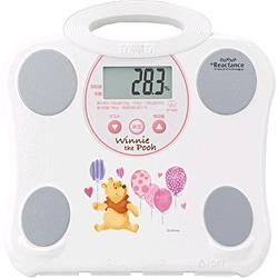 体脂肪体重計 BF-80D-PO(プーさん) 体脂肪計付ヘルスメーター