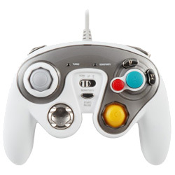 振動連射コントローラ [ゲームキューブ/Wii用]