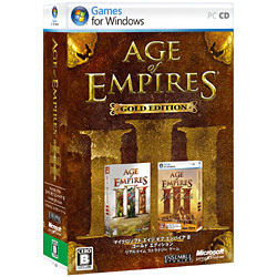 エイジ オブ エンパイア III : ゴールド エディション [Windowsソフト]