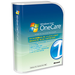 Windows Live OneCare 通常版