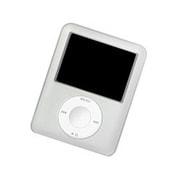 PNC-11 [第3世代 iPod nano用シリコーンジャケットセット ナチュラル]