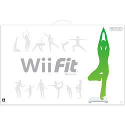 Wii Fit [バランスWiiボード 同梱 Wiiソフト]