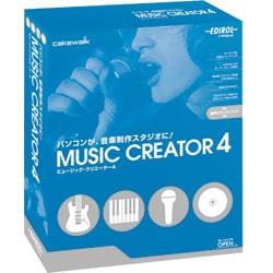 CW-MC4 MUSIC CREATOR 4 [シーケンスソフト]