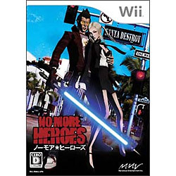 NO MORE HEROES (ノーモア★ヒーローズ) [Wiiソフト]