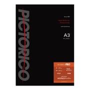 PPS200-A3/20 [インクジェットペーパー ピクトリコプロ・セミグロスペーパー 半光沢 A3 20枚]