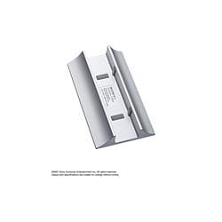 PlayStation2(SCPH-90000)専用縦置きスタンド サテン・シルバー SCPH-90110SS [PS2用]
