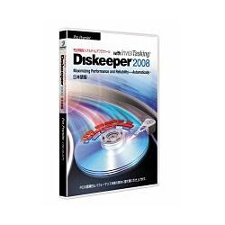 Diskeeper 2008 日本語版 Pro Premier アップグレード [Windowsソフト]