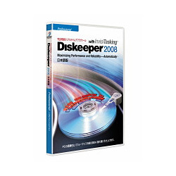 Diskeeper 2008 日本語版 Professional [Windowsソフト]