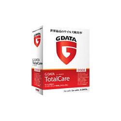 G DATA トータルケア2008 1ユーザー [Windowsソフト]