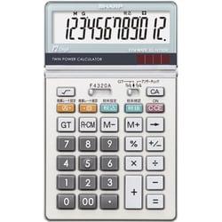 EL-N732K-X [グリーン購入法適合電卓 ナイスサイズタイプ 12桁]