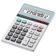 EL-N412K-X [グリーン購入法適合電卓 ナイスサイズタイプ 12桁]
