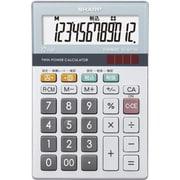 EL-M712K-X [グリーン購入法適合電卓 ミニナイスサイズタイプ 12桁]