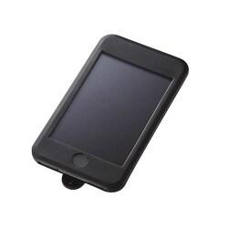 AVD-SCA1TBK (ブラック) [iPod touch用 シリコンケース]