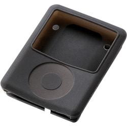 AVD-SCRA3NBK (ブラック) [iPod nano 3rd用 巻取りシリコンケース]