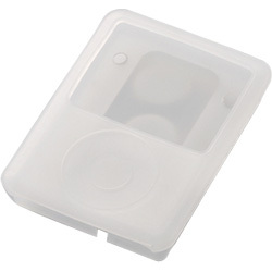 AVD-SCRA3NCR (クリア) [iPod nano 3rd用 巻取りシリコンケース]