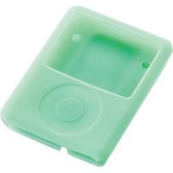AVD-SCRA3NGN (グリーン) [iPod nano 3rd用 巻取りシリコンケース]