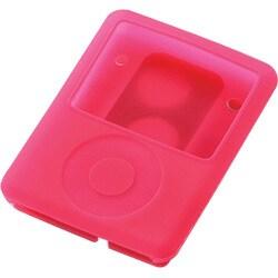 AVD-SCRA3NRD (レッド) [iPod nano 3rd用 巻取りシリコンケース]