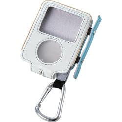 AVD-LCRA3NBU (ブルー) [iPod nano 3rd用 ソフトレザーケース]