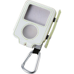 AVD-LCRA3NGN (グリーン) [iPod nano 3rd用 ソフトレザーケース]