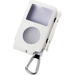 AVD-LCRA6G16WH (ホワイト) [iPod classic 160G用 巻取りソフトレザーケース]