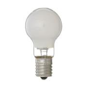 P351736F10P [白熱電球 クリプトン球 E17口金 40W形(36W) フロスト 10個入]