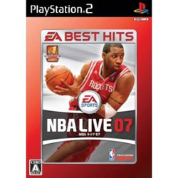 NBAライブ 07 (EA BEST HITS) [PS2ソフト]