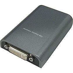 VGA-USB/DVI [USB2.0接続 グラフィックアダプタ DVI-I出力]