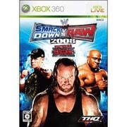 WWE 2008 SmackDown vs Raw [XB360ソフト]