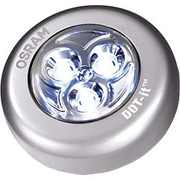 LEDライト Dot-it DIM(シルバー)