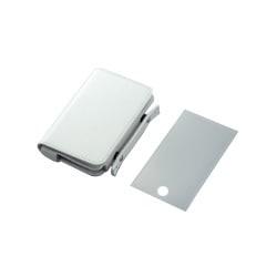 AVD-LCRA1TWH (ホワイト) [iPod touch用 ソフトレザーケース]