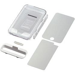 AVD-PCRA1TCR (クリア) [iPod touch用 巻取りクリアケース]