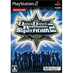 DanceDanceRevolution SuperNOVA 2 [PS2ソフト]
