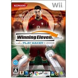 ウイニングイレブン プレイメーカー 2008 [Wiiソフト]