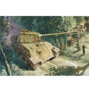 1/35 WW.II ドイツ軍 Sd.Kfz.171 パンターG型 初期生産型 第26戦車連隊イタリア戦線 CH6267 [1/35スケール プラモデル]