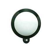 ZSL-MKB [ガーデンライト ブラック 電池式ガーデンセンサーLEDライト 壁付灯 丸型]