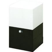 ZSL-KAB [ガーデンライト ブラック 電池式ガーデンセンサーLEDライト 足下灯 角型]