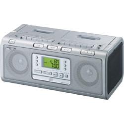 CFD-W77 S (シルバー) [CDラジオカセットコーダー]