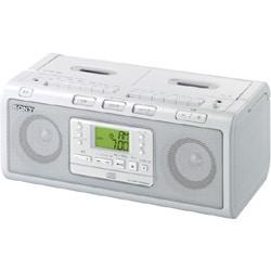 CFD-W77 W (ホワイト) [CDラジオカセットコーダー]
