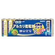 LR6D-8+2SCY [アルカリ乾電池 単3形 8+2本]