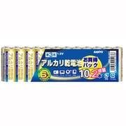 LR6D-10+2SCY [アルカリ乾電池 単3形 12本]