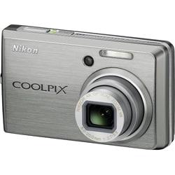 COOLPIX S600 [チタンシルバー]