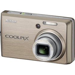COOLPIX S600 [ピンクゴールド]